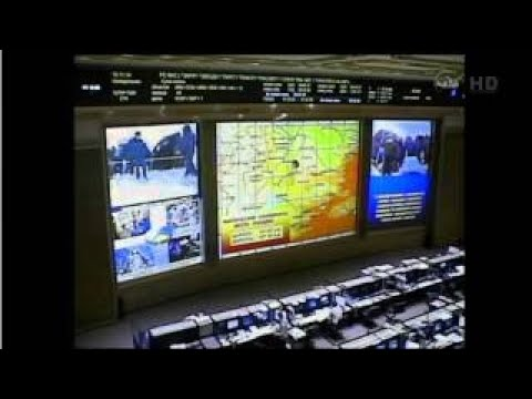NASA TV ISS Expedition 41 Soyuz TMA 13M Re entry And Landing Coverage - The Best Documentary Ever