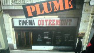 "Plume Latraverse- Le grand barda""Live"" Vinylrip"