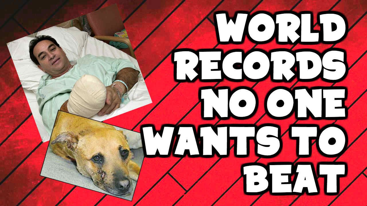 Download 10 World Records That NO ONE Wants to Beat