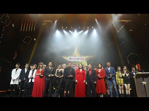 LIVE งานประกาศรางวัลสุดยิ่งใหญ่ประจำปี daradaily Awards ครั้งที่ 7 - วันที่ 30 May 2018