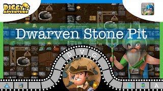 [~Njord~] #A Dwarven Stone Pit - Diggy