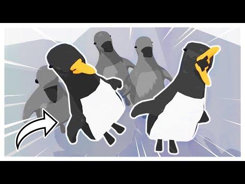 VOULEZ VOUS DES PINGOUINS ?