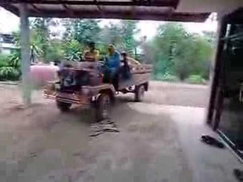 The Etan is the village car in Thailand.