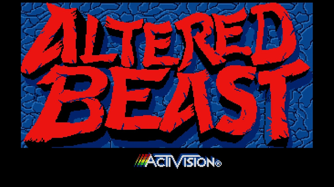 Altered Beast Amiga Bgm 02 Gameplay Theme A Rise From Your