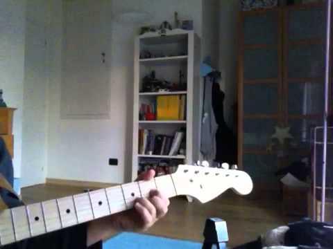 Canzone facile con accordi per chitarra