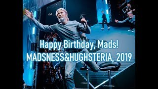 Birthday wishes for Mads Mikkelsen from Russian fans 2019
