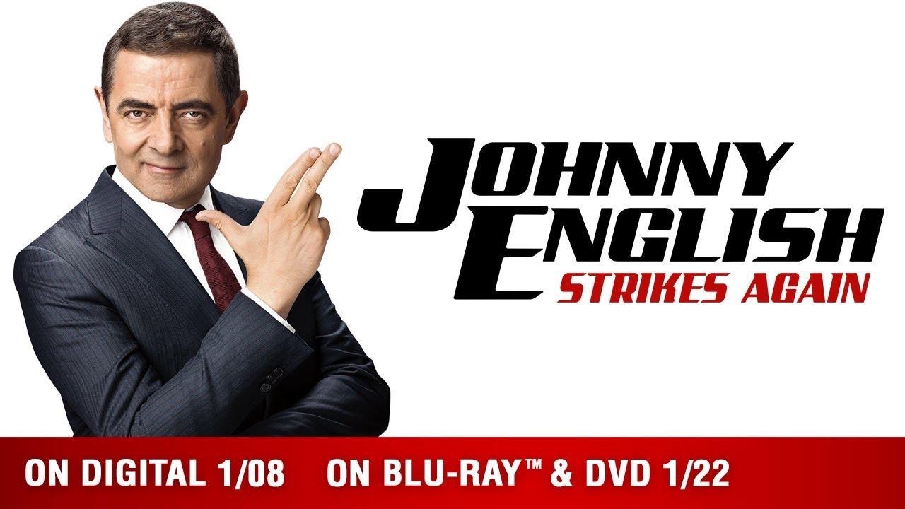 Johnny English 3 Kinostart