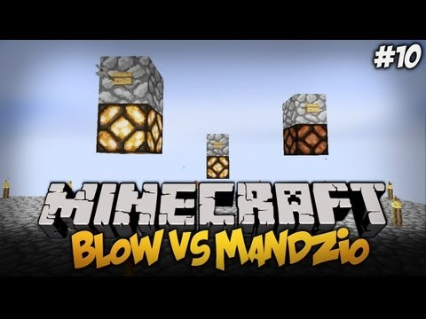 Blow VS Mandzio - MANDZIO TAŃCZY HARLEM SHAKE, TURNIEJ STRZELECKI - S02E10 FINAL