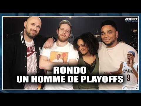 RONDO UN HOMME DE PLAYOFFS ! NBA First Day Show #46