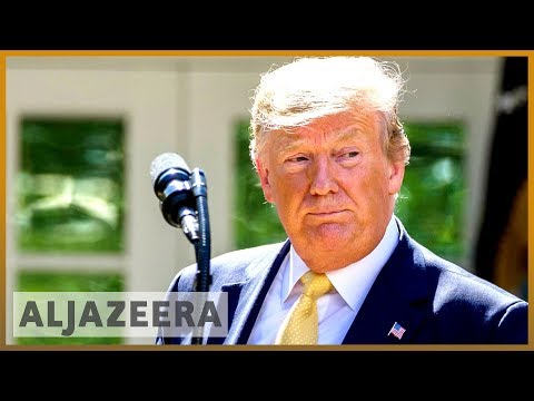 President Trump to seek second term in 2020 election