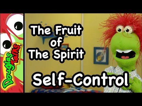Self-Control | The Fruit Of The Spirit For Kids