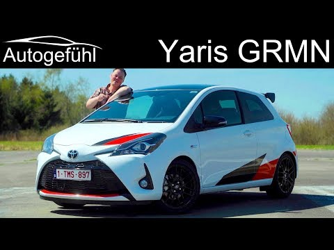 The hottest small hatch? Toyota Yaris GRMN FULL REVIEW - Autogefühl