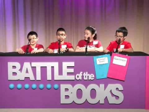 Battle of the Books- January 20, 2016 AM