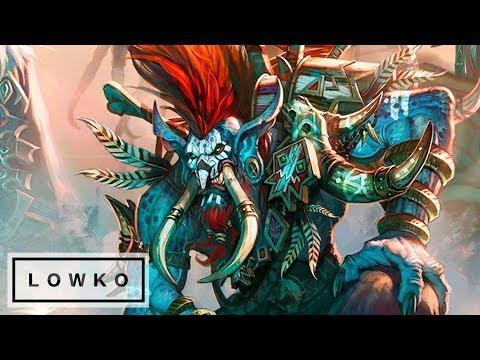 Warcraft 3: VOL'JIN & ECHO ISLES!