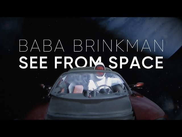 See From Space – Baba Brinkman Music Video