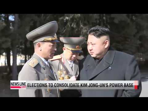 N. Korean leader Kim Jong-un wins 'unanimously' in parliamentary election