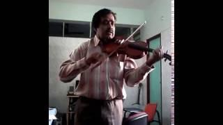 Madhyamavathi ragam alap  In D Scale February 23, 2017