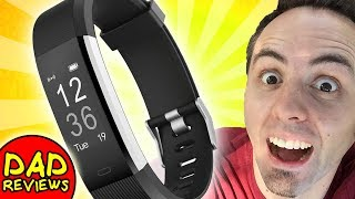 Cheap Smart Watch Unboxing | LetsFit Fitness Tracker Unboxing & First Look Review