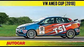 HOT LAP : VW Ameo Cup (2018) | Track Day 2018 | Autocar India