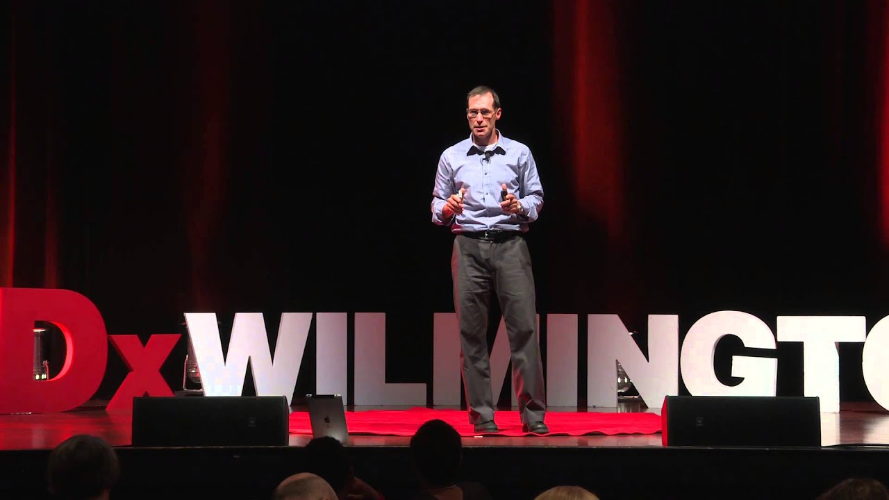Get Your Head in the Cloud – Make Technology Work for You | Greg Plum | TEDxWilmington