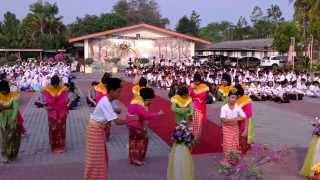 Persaraan Pengetua SMK Selandar Mr. A. Saiman