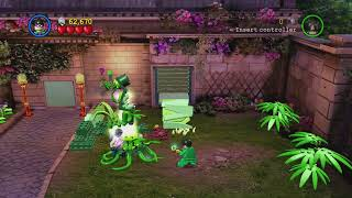 LEGO Batman: The Videogame - Chapter 1-3: Green Fingers (Collectibles Guide)
