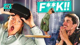 Kristine Sloth overvinder værste frygt! | NØRD | Ultra