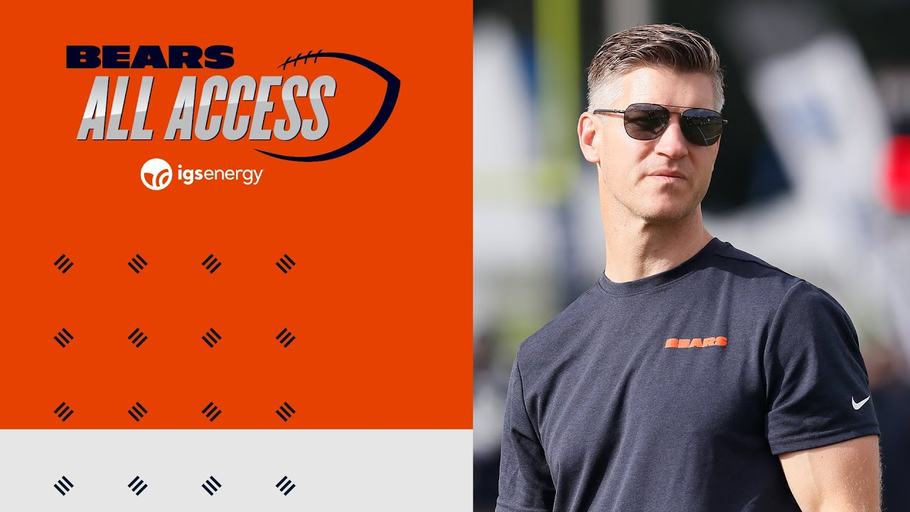 Ryan Pace on unique offseason | All Access Podcast | Chicago Bears