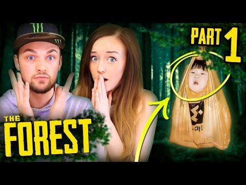 WHO TOOK OUR BABY??? - The Forest #1 w/ Ali + Clare