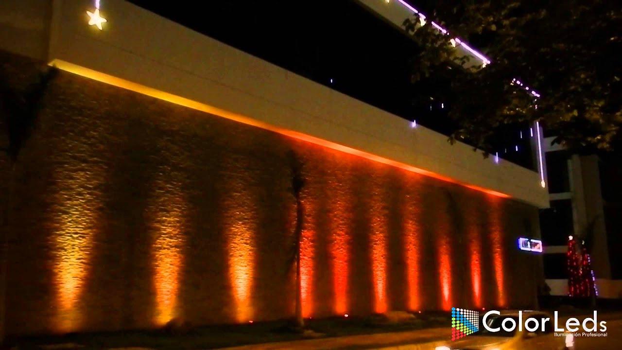 Iluminaci N Decoraci N Navide A San Juan Plaza 2014