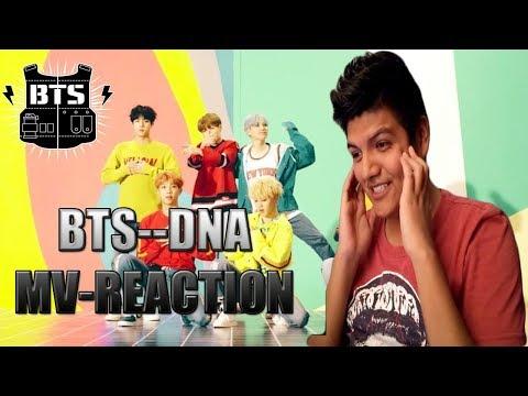 BTS-DNA/MV REACTION …..¿QUÉ ES TODO ESTO?