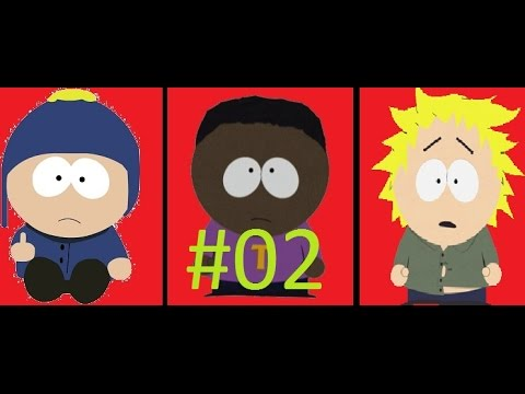FUCK THE POLICE LETS GET TOKEN- Episode 02 South park the Stick of truth
