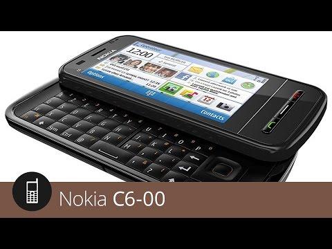 Retro: Nokia C6-00