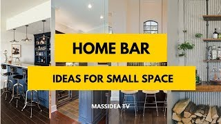 50 Best Modern Home Mini Bar Ideas For Small Space 2018 Youtube