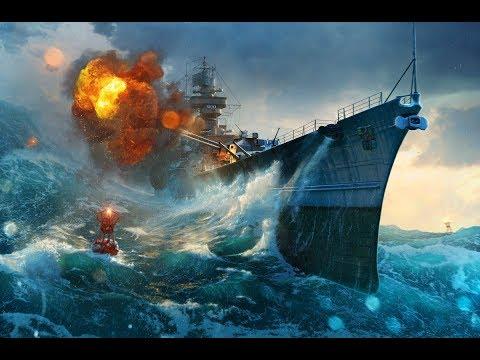 World of Warships Heavy Cruiser DKM Prinz Eugen CO-OP Gameplay