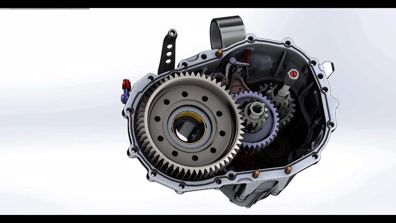 Mitsubishi Sequential Gearbox Evo 4 - 9, X 6 speed | xShift