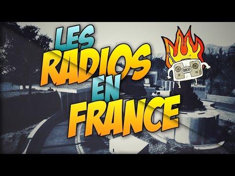 Top 10 des radios les plus écoutées en France