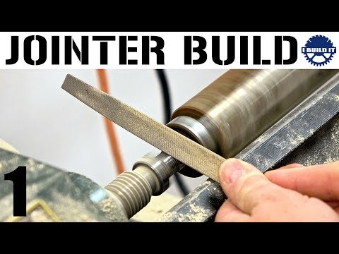 I'm Building A Jointer! - Intro And Cutter Head