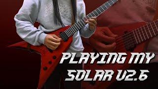Playing My Solar V2.6 TBR