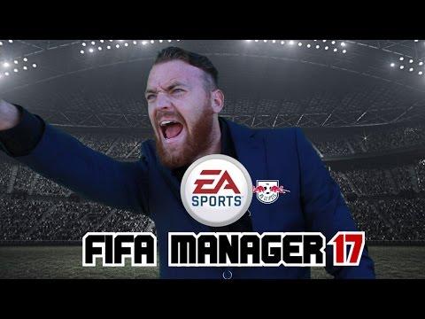 Fifa Manager 17.Карьера за Московский Спартак #1