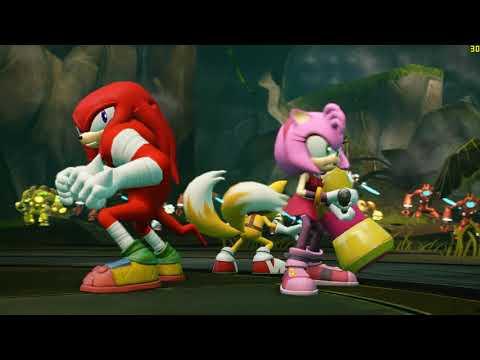 Sonic Boom Rise of Lyric - Cemu 1.12.2 - GTX 750 Ti