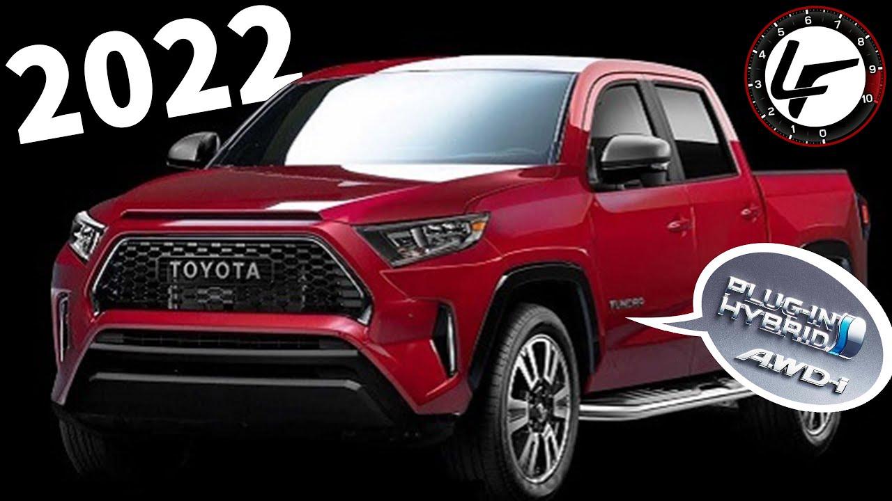 5 Toyota Tundra is ELECTRIFIED