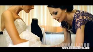 ANIA & GRZEGORZ WEDDING TEASER by STUDIOALL4YOU - Chicago Wedding Photography Videography