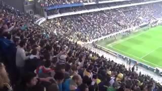 Kan Ağladı Bu Yürekler Fenerbahçe Tribün Bestesi