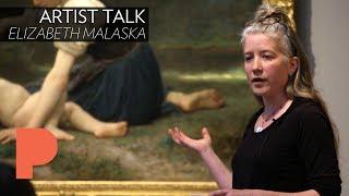 ARTIST TALK: Elizabeth Malaska - June 8, 2017