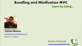 Bundling and Minification in ASP Net MVC Part 1