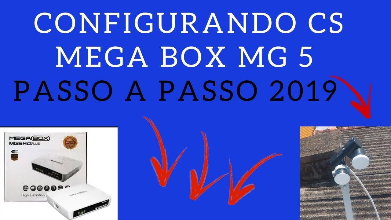 colocando cs  passo a passo mega box mg  05  2019