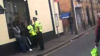 Police caught drug dealer at Southall
