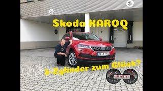 Skoda Karoq 1.0 TSI | Was kann der 3-Zylinder im SUV?! | Test | Review | Kaufberatung