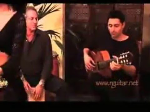 Rouzbeh and Danny- 2 The Night by Ottmar Liebert
